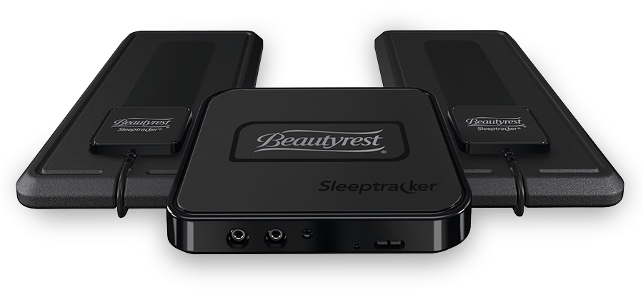 the Beautyrest Sleeptracker sensor system and processor